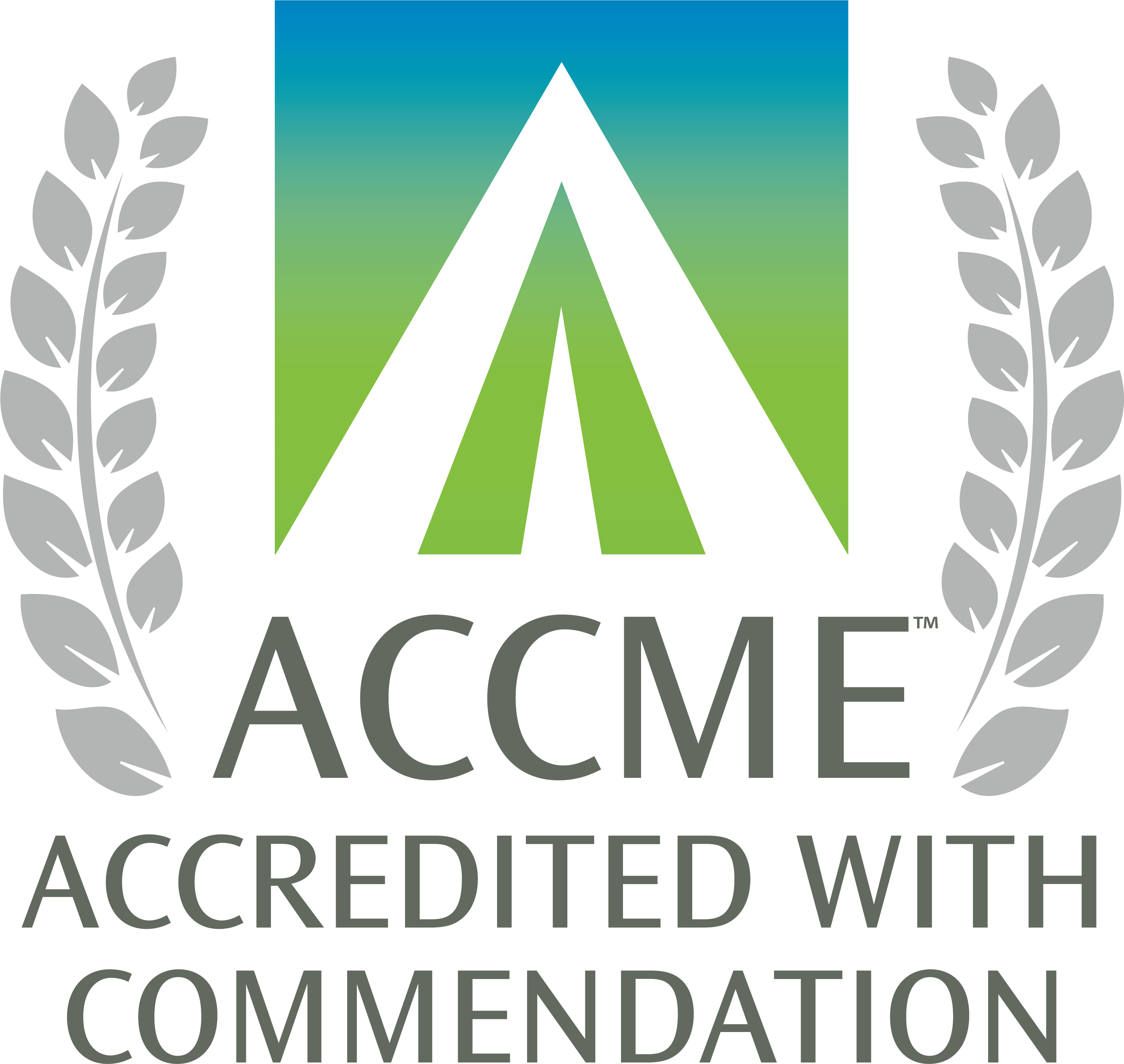 ACCME commendation full color